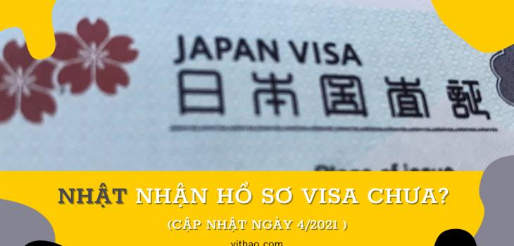 diện visa nào được bay sang nhật - nhật nhận hồ so visa mới chưa